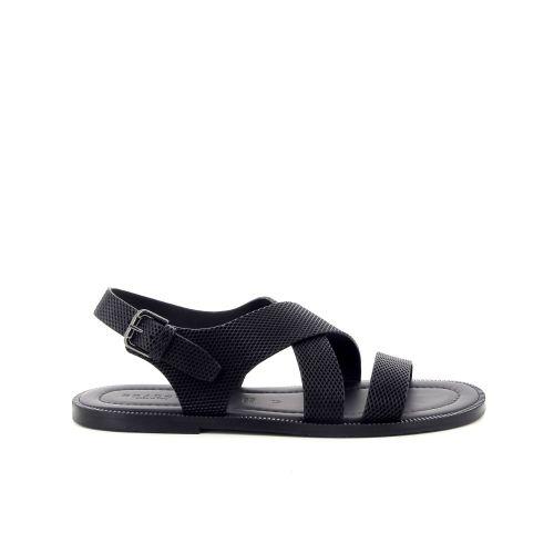 Brador  sandaal zwart 183278