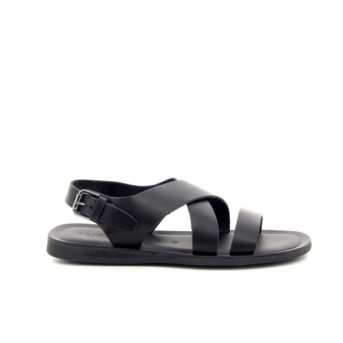 Brador  sandaal zwart 192473