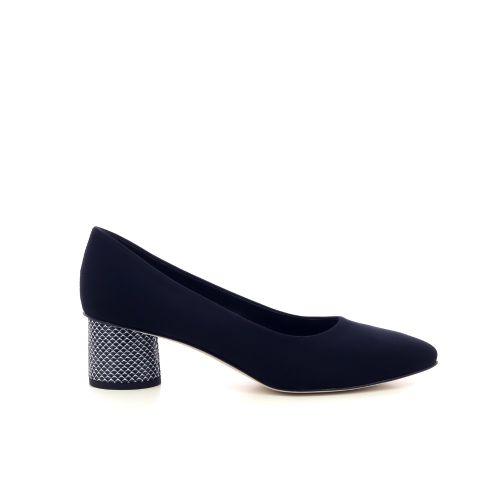 Brunate damesschoenen pump donkerblauw 214280