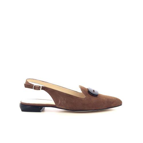 Brunate damesschoenen sandaal naturel 206246