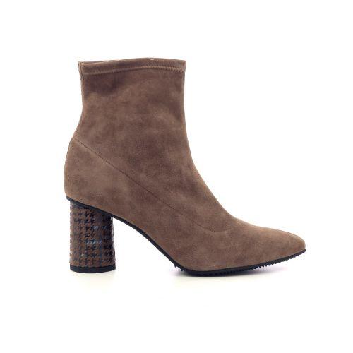 Brunate damesschoenen boots naturel 210462