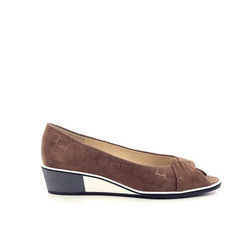 Brunate damesschoenen sandaal naturel 214278