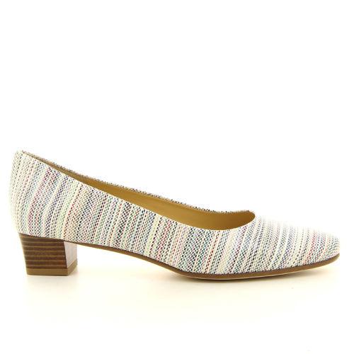 Brunate damesschoenen pump pastel 14175