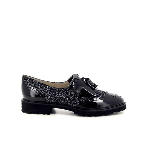 Brunate damesschoenen mocassin zwart 189845