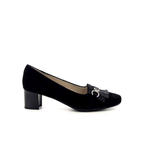 Brunate damesschoenen mocassin zwart 189847