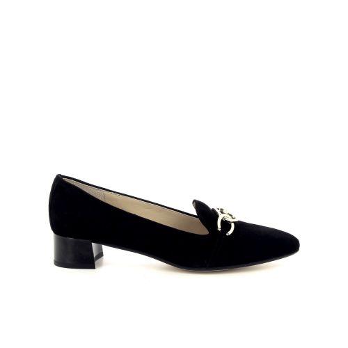 Brunate damesschoenen mocassin zwart 189878