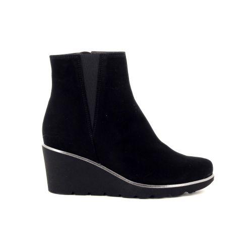 Brunate damesschoenen boots zwart 200546