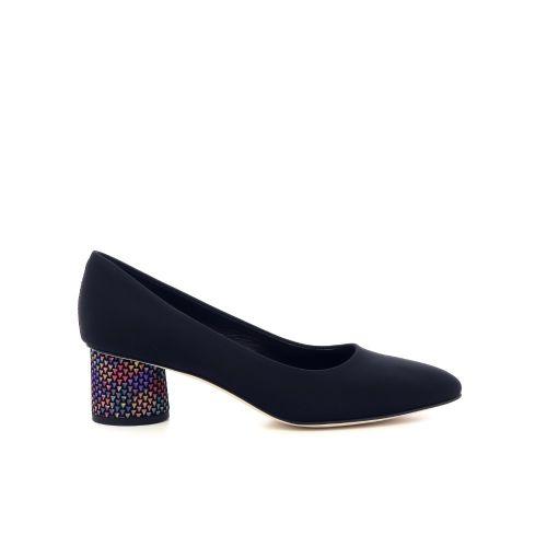 Brunate damesschoenen pump zwart 206233