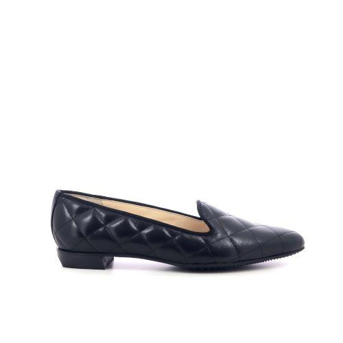 Brunate damesschoenen mocassin zwart 210457