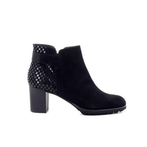 Brunate damesschoenen boots zwart 200549