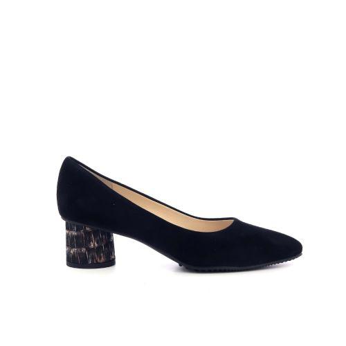 Brunate damesschoenen pump zwart 210468