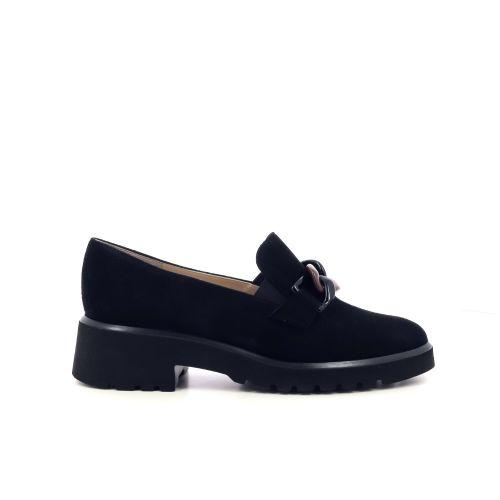 Brunate damesschoenen mocassin zwart 217830