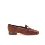Brunate damesschoenen mocassin cognac 195731