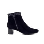 Brunate damesschoenen boots zwart 179464
