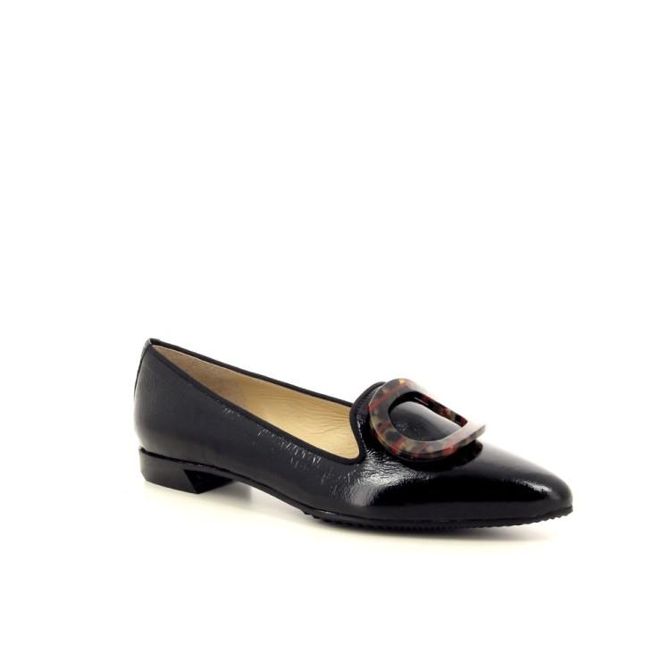 Brunate damesschoenen mocassin zwart 200525