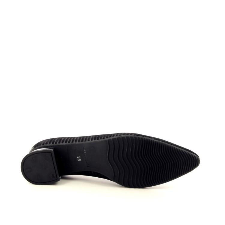Brunate damesschoenen mocassin zwart 200537