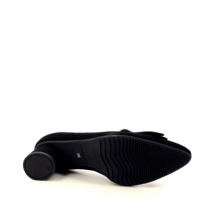Brunate damesschoenen mocassin zwart 200540