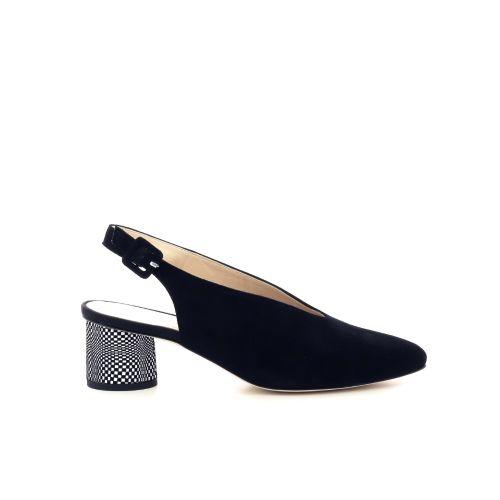 Brunate  sandaal zwart 206250