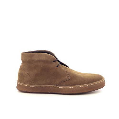 Calce herenschoenen boots cognac 199335