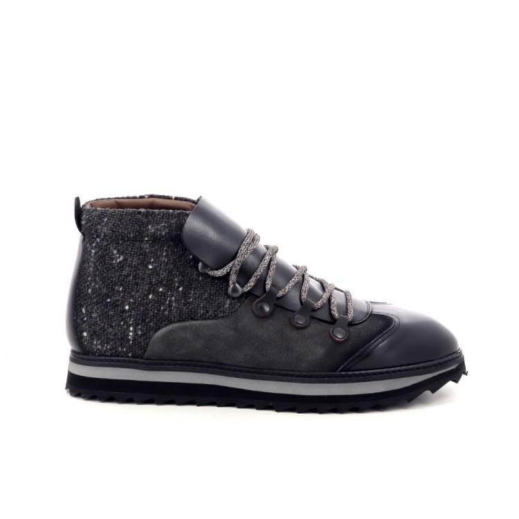 Calce herenschoenen boots antraciet 199330