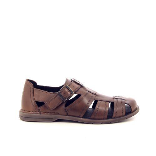 Camel active  sandaal cognac 203957