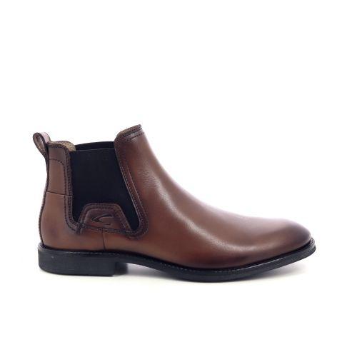 Camel active herenschoenen boots cognac 199458