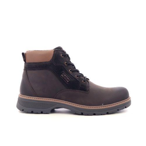 Camel active herenschoenen boots d.bruin 217217
