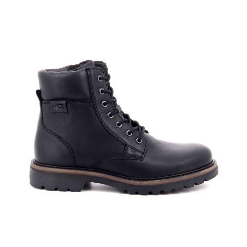 Camel active herenschoenen boots zwart 199448