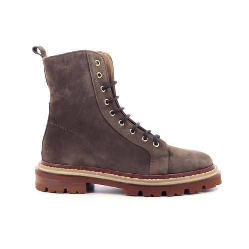Camerlengo damesschoenen boots d.taupe 209877