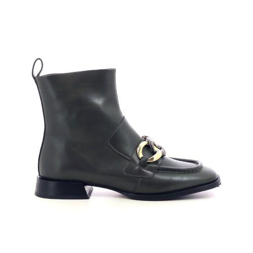 Camerlengo damesschoenen boots groen 218994
