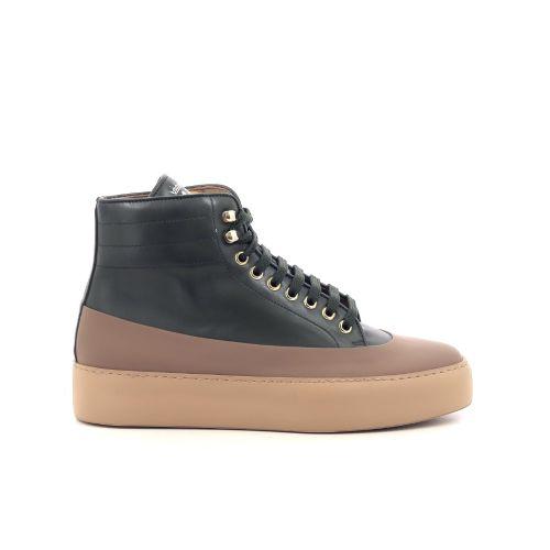 Camerlengo damesschoenen sneaker kaki 209863