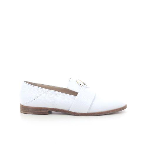 Camerlengo damesschoenen mocassin wit 205658