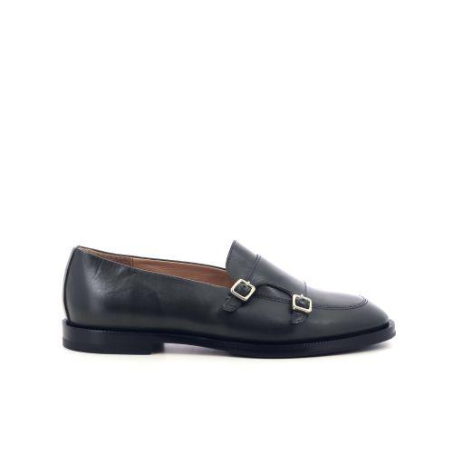 Camerlengo damesschoenen mocassin zwart 209864