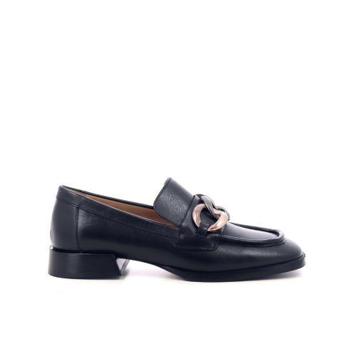 Camerlengo damesschoenen mocassin zwart 209869