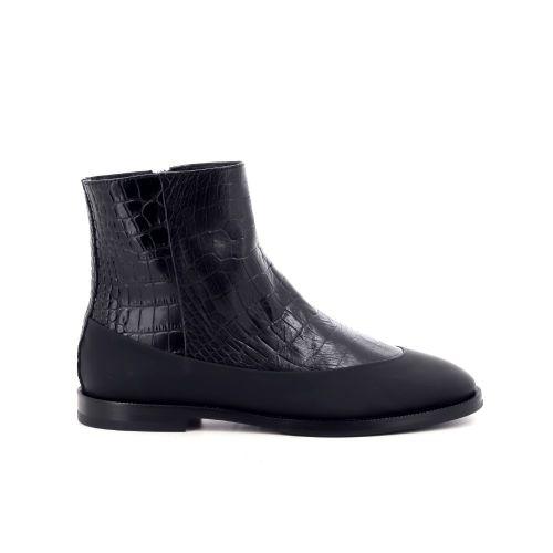 Camerlengo damesschoenen boots zwart 209876