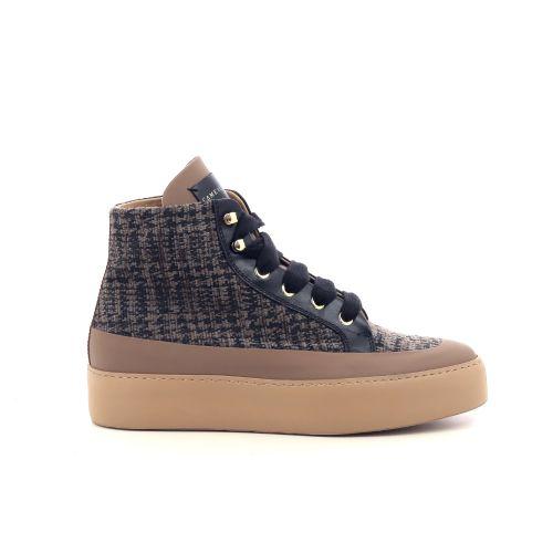 Camerlengo damesschoenen sneaker zwart 218986