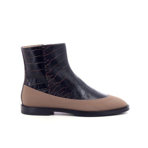 Camerlengo  boots zwart 209876