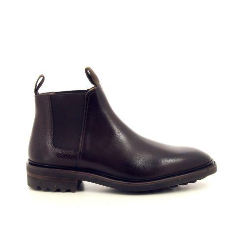 Carlos santos herenschoenen boots d.bruin 188630