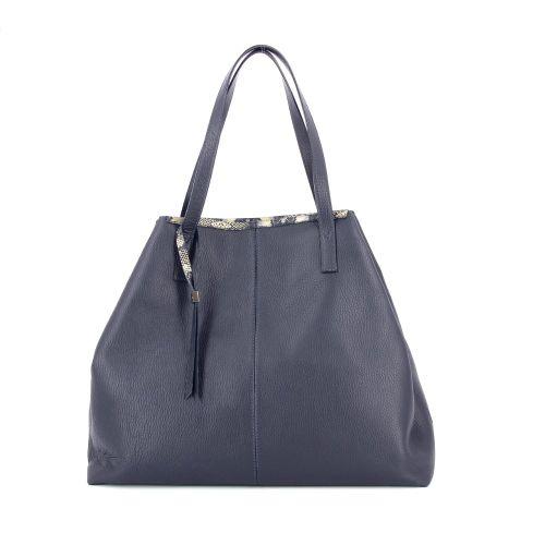Carol j. solden handtas donkerblauw 186225