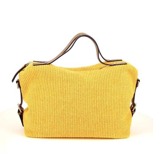 Carol j. tassen handtas geel 196479