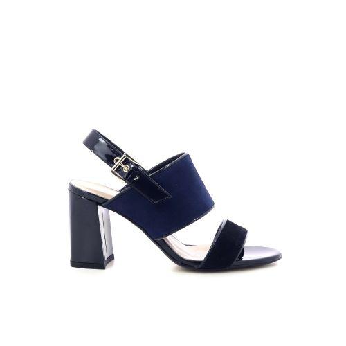 Caroline biss damesschoenen sandaal blauw 205675