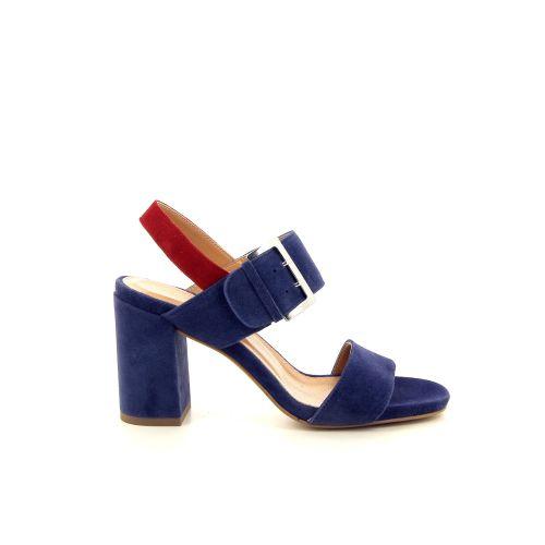Caroline biss damesschoenen sandaal jeansblauw 182100