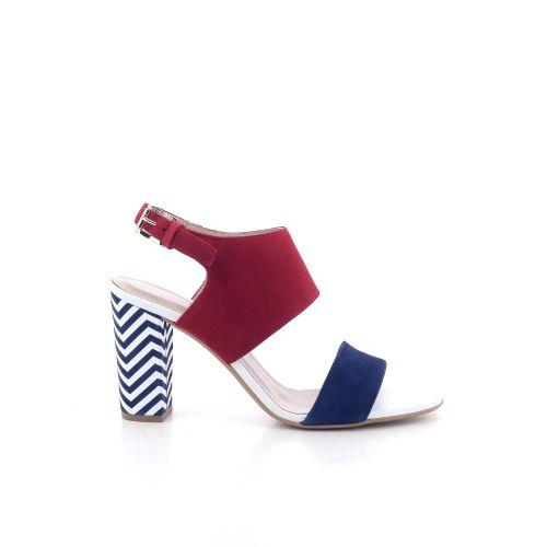 Caroline biss damesschoenen sandaal multi 205682
