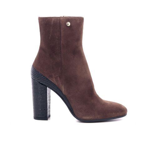 Caroline biss damesschoenen boots naturel 210056