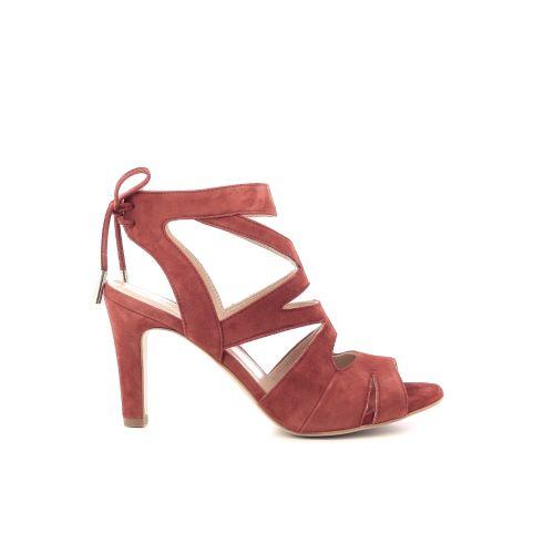 Caroline biss damesschoenen sandaal roest 205678