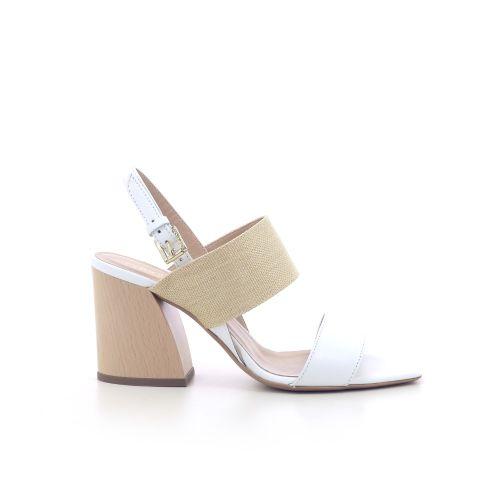 Caroline biss damesschoenen sandaal wit 214168