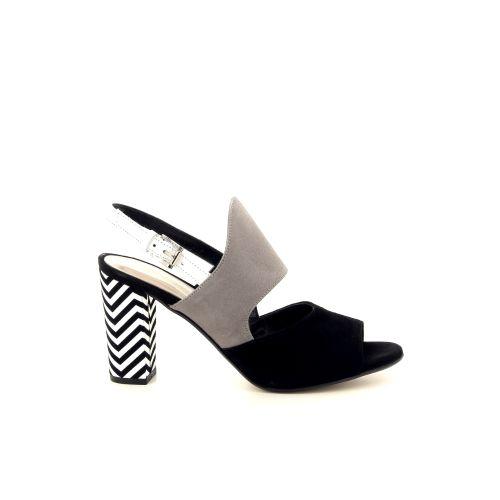 Caroline biss solden sandaal zwart 195327
