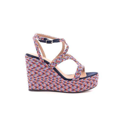 Castaner damesschoenen sandaal multi 204047
