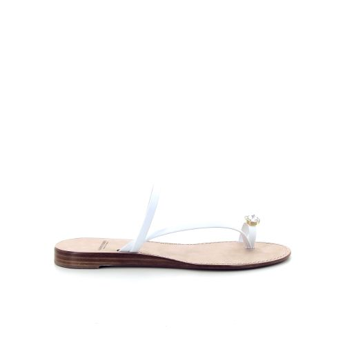 Cenedella damesschoenen sandaal wit 168892