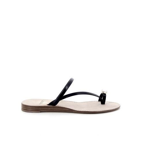 Cenedella solden sandaal zwart 168894